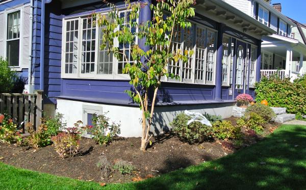 front yard garden design watertown massachusetts
