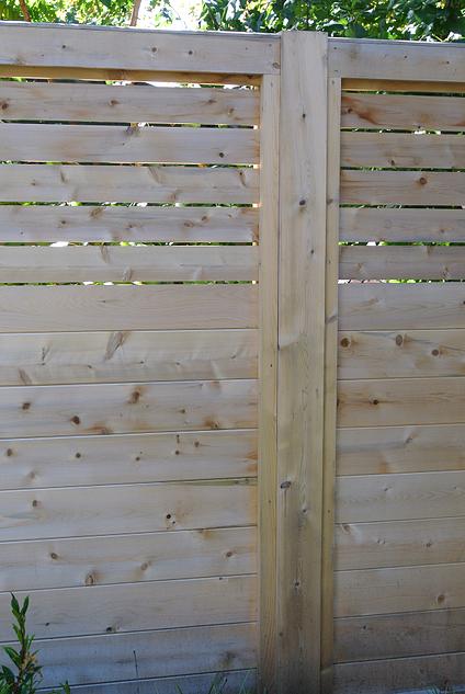 massachusetts custom designed fence