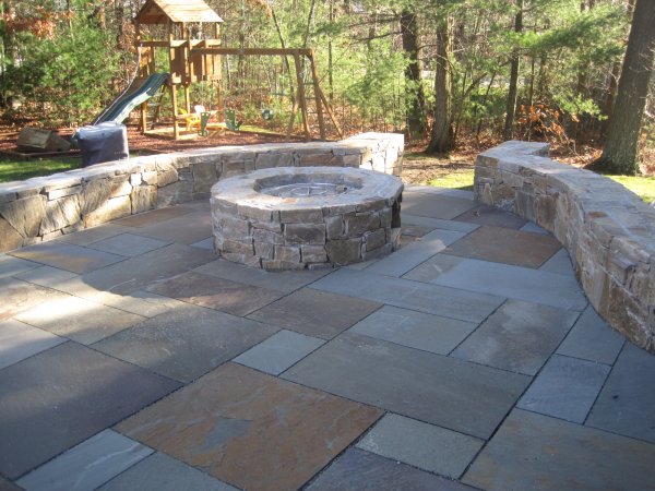 custom patio design