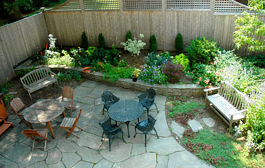 cost of bluestone patio