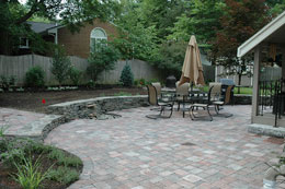 custom patio designs