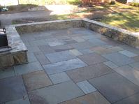 outdoor patio materials