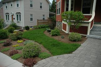 personalized landscape services