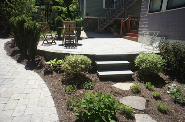 customized garden design