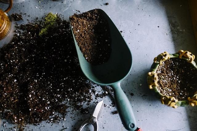 gardening soil care